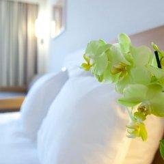 Отель Novotel Kraków City West 4* Улучшенный номер с различными типами кроватей фото 3