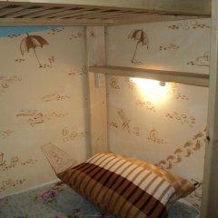 Хостел В центре Кровать в общем номере фото 10