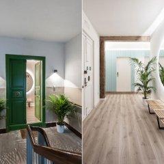 Отель Urban Suite Santander Испания, Сантандер - отзывы, цены и фото номеров - забронировать отель Urban Suite Santander онлайн интерьер отеля