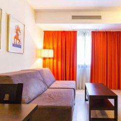Apart-Hotel Serrano Recoletos Мадрид комната для гостей фото 5