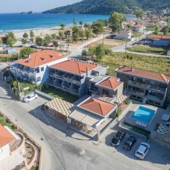 Отель Mary's Residence Suites пляж