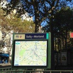 Отель de Josephine BONAPARTE Париж городской автобус