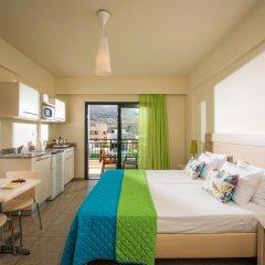 Kristalli Hotel Apartments 3* Студия Делюкс с различными типами кроватей фото 2