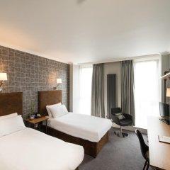 GoGlasgow Urban Hotel by Compass Hospitality 3* Стандартный номер с 2 отдельными кроватями фото 3