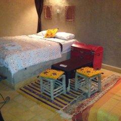 Отель Camels House Марокко, Мерзуга - отзывы, цены и фото номеров - забронировать отель Camels House онлайн комната для гостей фото 2
