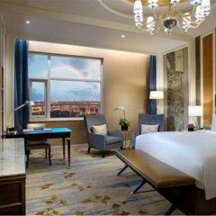 Отель Sofitel Shanghai Hongqiao 5* Улучшенный номер с различными типами кроватей фото 3