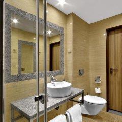 Hotel Moderno 4* Улучшенный номер с различными типами кроватей фото 4