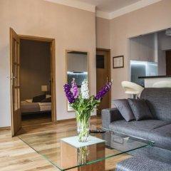 Отель Royal Route Residence Апартаменты с разными типами кроватей фото 29