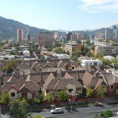 Отель Antigua Providencia балкон