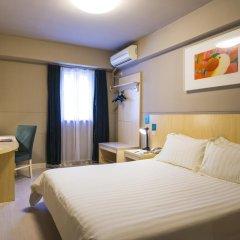 Отель Jinjiang Inn Xi'an Mingguang Road комната для гостей фото 10