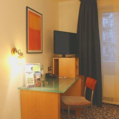 Best Western Hotel Kantstrasse Berlin 4* Номер Комфорт с различными типами кроватей фото 10