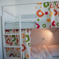 Hostel For You Кровать в общем номере с двухъярусной кроватью фото 34