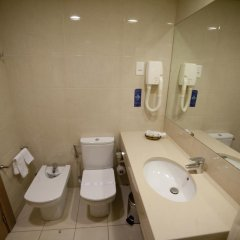 Hotel Bagoeira ванная фото 2