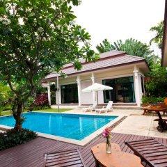 Отель Baan Anda бассейн фото 3