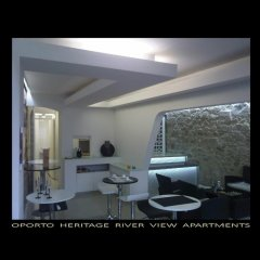 Апартаменты Oporto River View Apartments спа