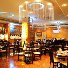 Отель Smana Al Raffa Дубай питание