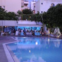 Dimitrion Central Hotel 3* Полулюкс с различными типами кроватей фото 8