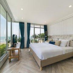 Отель Le Bayburi Pranburi Таиланд, Пак-Нам-Пран - отзывы, цены и фото номеров - забронировать отель Le Bayburi Pranburi онлайн комната для гостей фото 2