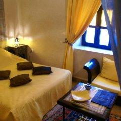 Отель Riad Lapis-lazuli 4* Стандартный номер фото 15