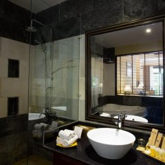 Отель Hoi An Trails Resort 4* Номер Делюкс с различными типами кроватей фото 4