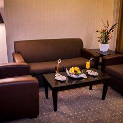 Olive Tree Hotel Amman 4* Номер Делюкс с различными типами кроватей фото 5