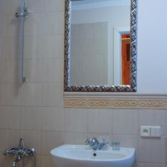 Апартаменты Central Apartments Львов Студия разные типы кроватей фото 11