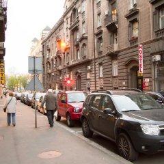 Hostel No9 городской автобус