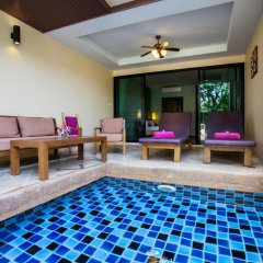 Отель Crown Lanta Resort & Spa 5* Стандартный номер фото 7