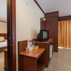 Sharaya Patong Hotel 3* Стандартный семейный номер с двуспальной кроватью фото 3