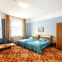 City Hotel Teater 4* Номер Комфорт с разными типами кроватей фото 9