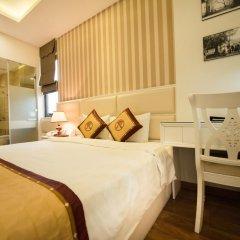 Hanoi HM Boutique Hotel 3* Номер Делюкс с различными типами кроватей фото 4