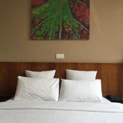 Отель Siloso Beach Resort, Sentosa 3* Улучшенный номер с различными типами кроватей фото 4