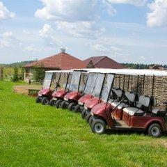 Гостиница Golf Hotel Sorochany в Курово отзывы, цены и фото номеров - забронировать гостиницу Golf Hotel Sorochany онлайн спортивное сооружение