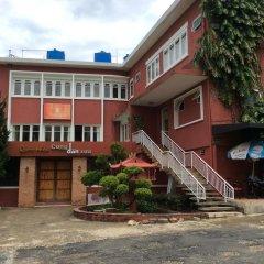 Duy Tan Hotel Далат парковка