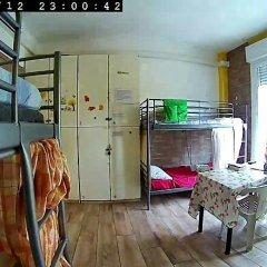Отель European Rooms 3* Кровать в общем номере фото 14