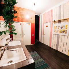 Гостиница Кубахостел Кровать в общем номере с двухъярусной кроватью фото 4