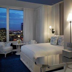 Отель NoMo SoHo 4* Номер Делюкс с различными типами кроватей фото 6
