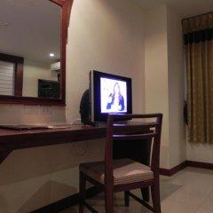 Crystal Palace Hotel 4* Улучшенный номер с различными типами кроватей фото 2