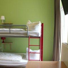 Buch-Ein-Bett Hostel Стандартный номер с двуспальной кроватью фото 5