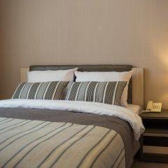 Гостиница Силуэт Стандартный номер с различными типами кроватей фото 5