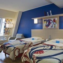 Отель Scandic Hakaniemi 3* Стандартный номер с 2 отдельными кроватями фото 5