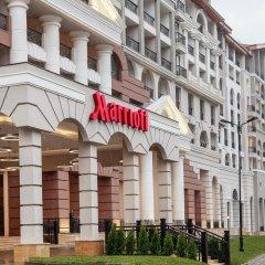 Гостиница Сочи Марриотт Красная Поляна Эсто-Садок фото 2