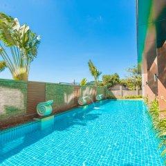 Апартаменты Karon Chic Studio бассейн фото 2