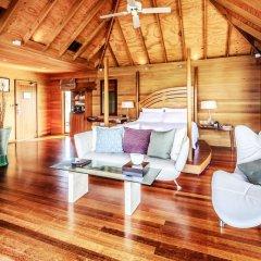 Отель Conrad Maldives Rangali Island 5* Улучшенная вилла с различными типами кроватей