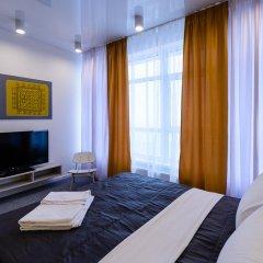 Гостиница Partner Guest House Klovskyi 3* Улучшенные апартаменты с различными типами кроватей фото 3