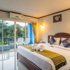 Отель Aonang Silver Orchid Resort 3* Улучшенный номер с различными типами кроватей фото 4