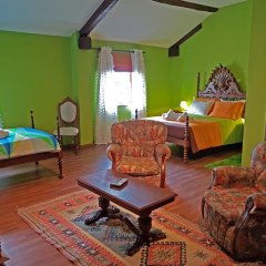 Отель Gojim Casa Rural Армамар комната для гостей фото 4