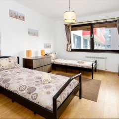 Апартаменты Madrid Apartments Cherkovna спа