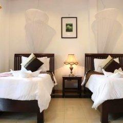 Отель Villa Oasis Luang Prabang 3* Улучшенный номер с 2 отдельными кроватями фото 5