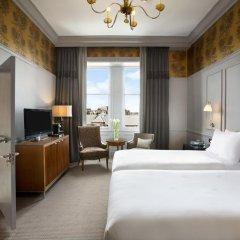 Отель Waldorf Astoria Edinburgh - The Caledonian 5* Номер Делюкс с 2 отдельными кроватями фото 2